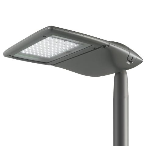 The Ampera street lighting solutions enables a long lifespan, easy installation, limited maintenance and resistance to high temperatures.