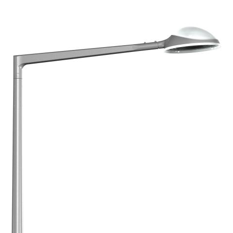Thanks to its unique design, the MILLA bracket adds value to your lighting installation.