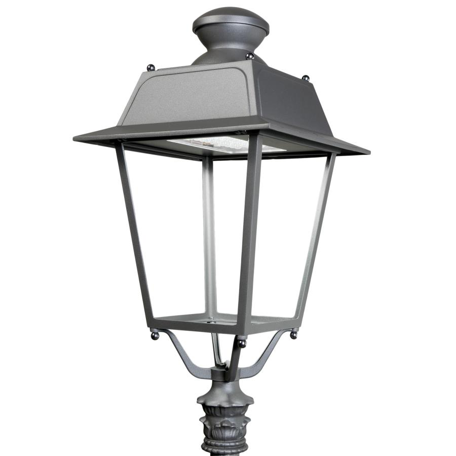 Classical Street Luminaire For Heritage Lighting Schreder