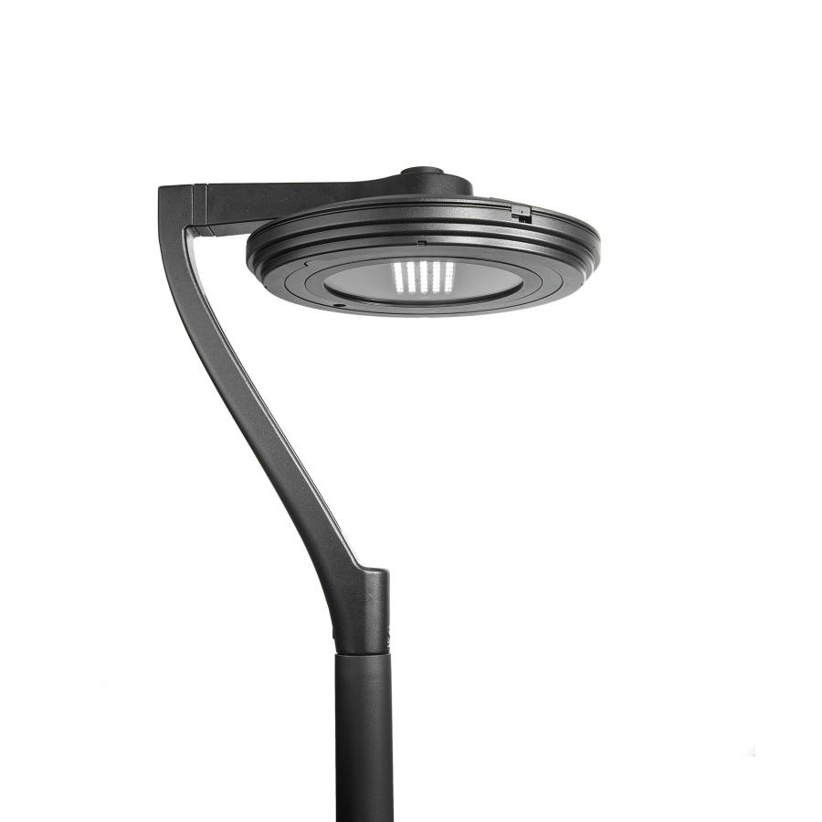 The EVENS bracket offers a modern and elegant design to upgrade your lighting furniture.