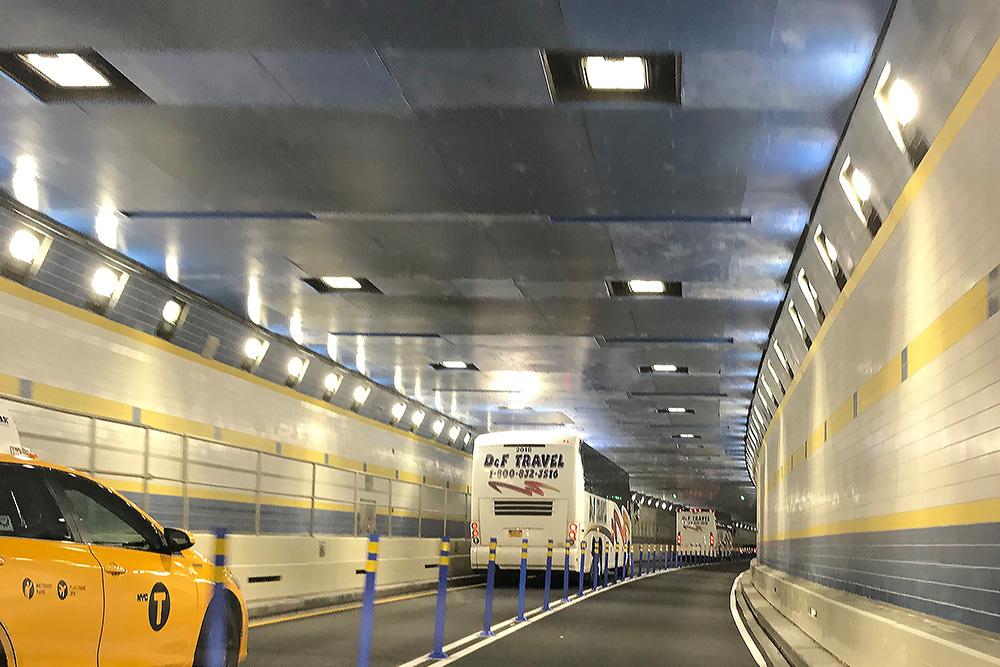 Queens Midtown Tunnel Schr 233 Der